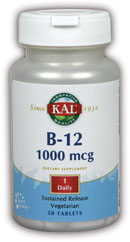 B 12 1000 mcg slt 50 Tablet