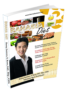 Rahasia Diet (By Denny Santoso)