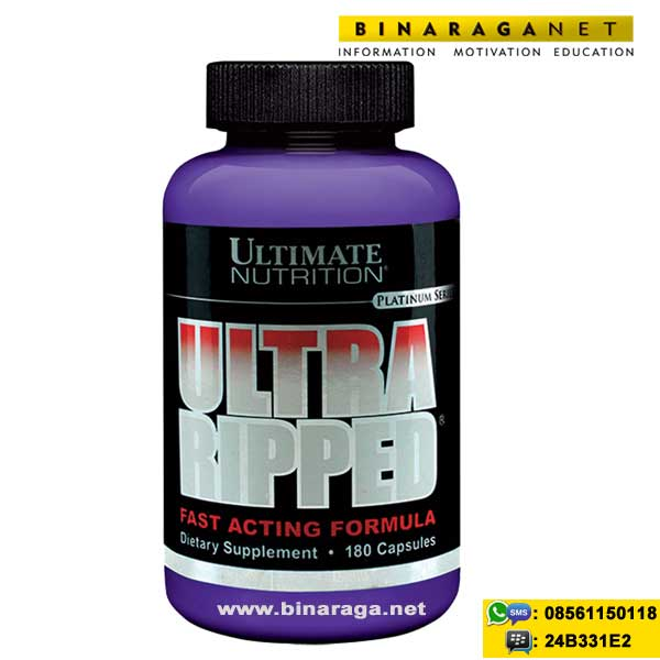 Ultra Ripped Fast Acting Formula 180 caps