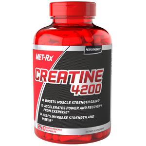 Hardcore Creatine Capsules 240 Caps