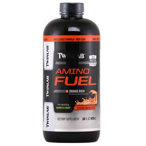 Amino Fuel Liquid Concentrate 16 oz