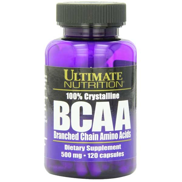 BCAA 500 mg 120 caps