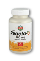 Reacta C 500 mg 180 Tabs