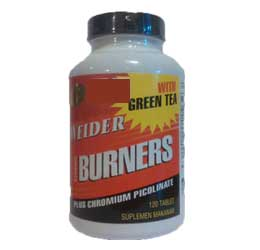 Dynamic Fat Burners 120 Tabs