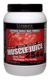 Muscle Juice 2.25Kg Strawberry