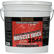 Muscle Juice 4.75Kg Strawberry