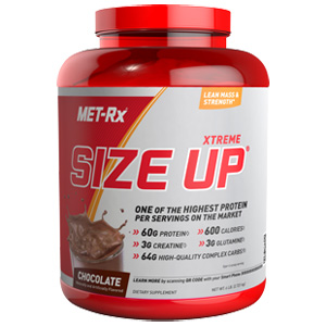 Xtreme Size Up 6 Lbs Chocolate