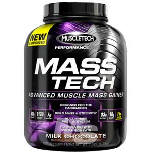 Mass Tech 7Lbs Chocolate