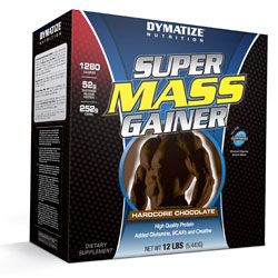Super Mass Gainer 12 Lbs Chocolate