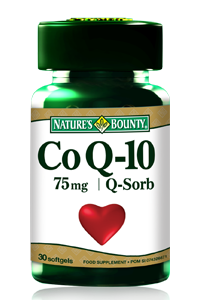Co Q-10 75 mg 30 softgels
