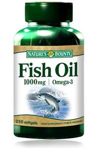 Omega 3 Fish Oil 1000mg 250 softgels