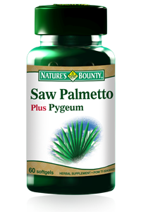 Saw Palmetto Plus 60 softgels