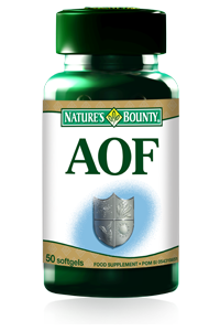 Super Antioxidant Formula (AOF) 50 softgels