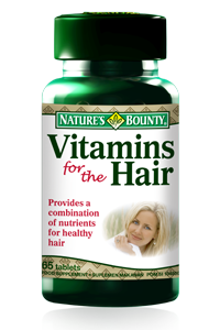 Vitamins for the Hair 65 tabs