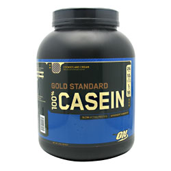 100% Casein Protein 4 Lbs Cookies and Cream