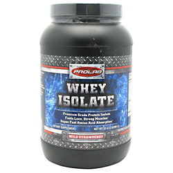 Whey Isolate 2 Lbs Strawberry