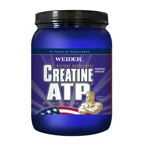 Creatine ATP 640 Gr Fruit Punch
