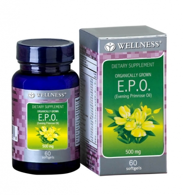 E.P.O 500 Mg 60 Softgels