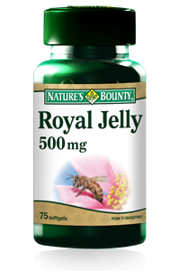 Royal Jelly 500mg 75 Softgels
