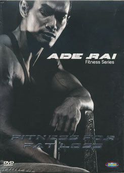 DVD Ade Rai Fitness for Fat Loss