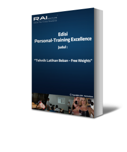 Ebook Personal Training - Tehnik Latihan Beban Free Weights