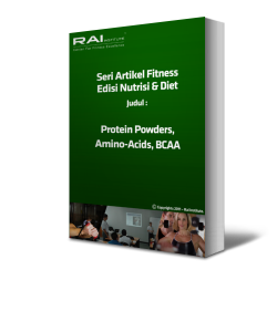Ebook Nutrisi dan Diet - Protein Powders, Amino acids BCAA
