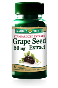 Grape Seed Extract  50 Capsul