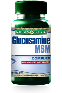 Glucosamine MSM Complex 60 Tablet