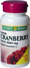 Super Cranberry  100 Softgels