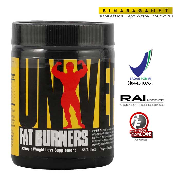 FAT BURNERS 55 tab