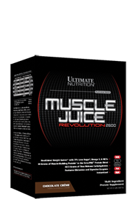 Muscle Juice Revolution 2 Lbs Chocolate