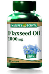 Flax Seed Oil 60 Softgels