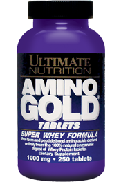 Amino Gold 250 Tablets