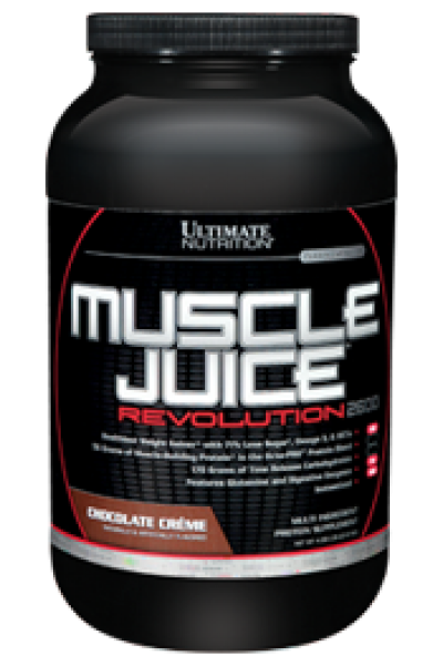 Muscle Juice Revolution 4.69Lb Chocolate