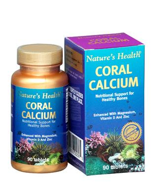 Coral Calcium 90 Tablets