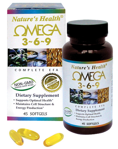 Omega 3-6-9 45Softgels