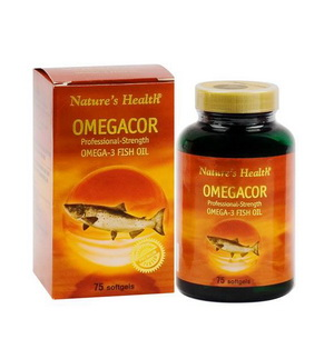 Omegacor 75 Softgels