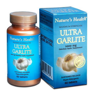 Ultra Garlite 60 Tablets