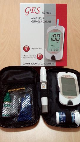 Blood Glucose Monitoring System GD 013
