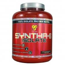 Syntha-6 Isolate 4 Lbs Chocolate