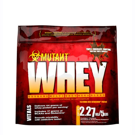 Whey 5Lb Chocolate