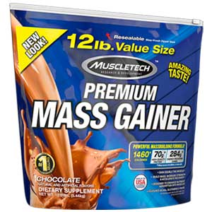 Mass Gainer 12Lb Chocolate