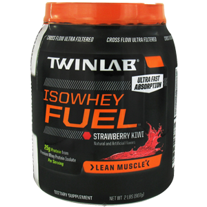 Iso Whey 2Lb Strawberry Kiwi
