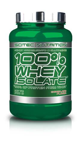 100% Whey Isolate 4.4Lb Strawberry
