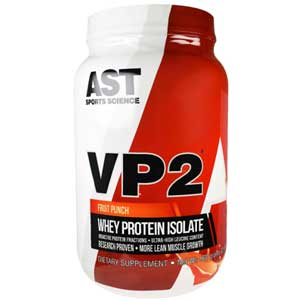 VP2 Whey Isolate 2Lbs Fruit Punch