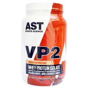 VP2 Whey Isolate 2Lbs Mocha Cappuccino