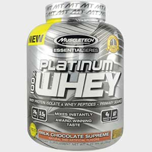 Platinum Whey 5Lb Chocolate