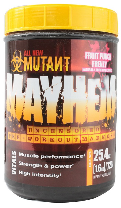 Mayhem 720gr Fruit Punch