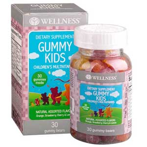Gummy Kids 30 Gummies
