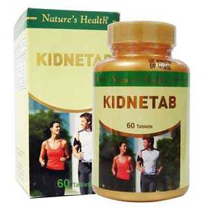 Kidnetab 60 Tablets